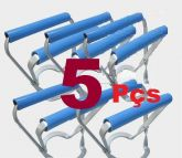 Kit 5 ALça de Galao Garrafao de agua
