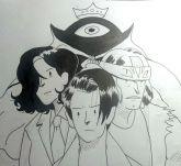 Arte Original ilustração especial