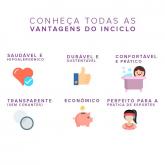 Inciclo - Tamanho Teen - Kit com 2 unidades