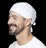 Bandana Branca Poliéster 1un