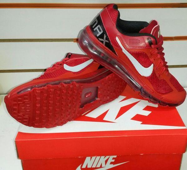 2e06b2965fba3 Tênis Nike Air Max Vermelho - Outlet Ser Chic