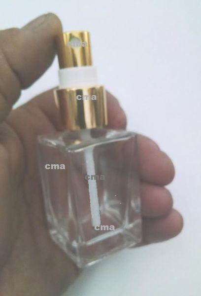 1 Frasco Cube De Perfume De Luxe Em Vidro 30ml