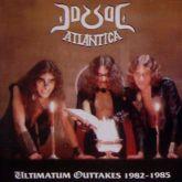 DORSAL ATLÂNTICA - Ultimatum Outtakes 1982 - 1985 (LP) com obi