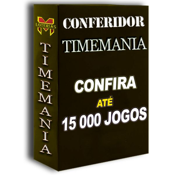 SUPER CONFERIDOR TIMEMANIA