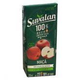 Suvalan Maçã 200 ml  - S/ Açúcar - Caixa com 27 unidades