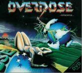CD - Overdose – …Conscience… (+DVD)