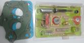 Jogo de juntas kit Completo Carburador Niva 93 em Diante Solex Russo s/ boia Ref. 0703
