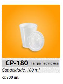 COPO DE ISOPOR MEIWA 180 ML