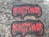 Mephisterror - Logotipo Vermelho