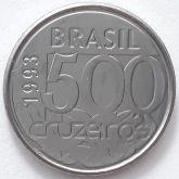 500 Cruzeiros 1993 SOB/FC