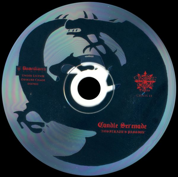 CANDLE SERENADES - Nosferatu's Passion