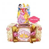 Caixa Bala Princesas da Disney