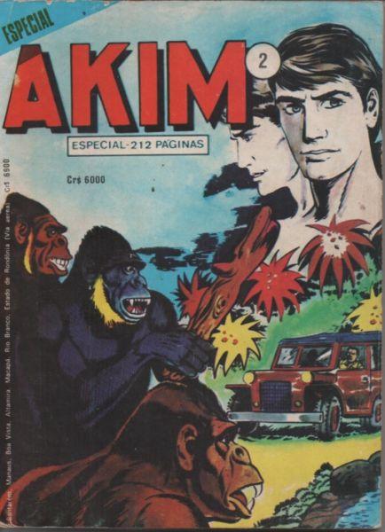 Akim especial nº 002