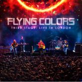 FLYING COLORS - Third Stage (Live in London) = 2 cd´s + 1 dvd