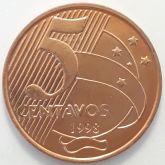 5 Centavos 1998 FC