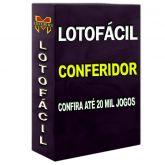 SUPER CONFERIDOR LOTOFÁCIL