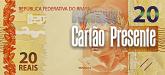 Cartão de Presente - R$ 20,ºº