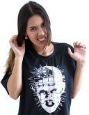 camiseta Hellraiser - Pinhead