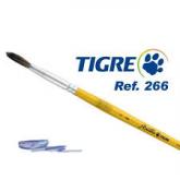 Pincel 266 Tigre Redondo