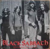 LP 12 - Black Sabbath – Recorded Live In 1978