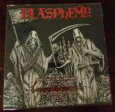 LP 12' - Blasphemy – Desecration Of Belo Horizonte - Live In Brazilian Ritual Records Fifth Attack