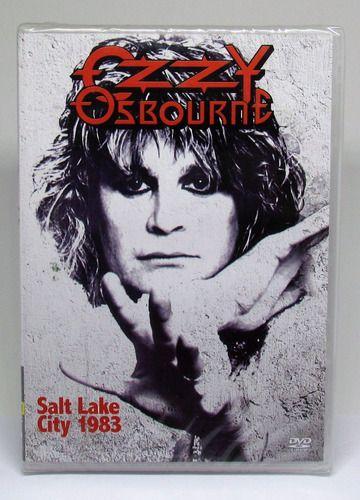 Ozzy Osbourne - Salt lake city 1983