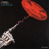 CAMEL - Alive Record (1978 – London / JAP) (LP)