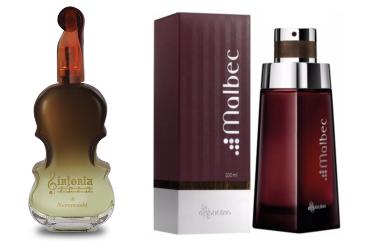 Perfume - Sinfonia (Ref. Malbec)