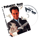 Parakeet(periquitos) Magic by Dave Womach - DVD-R #1014