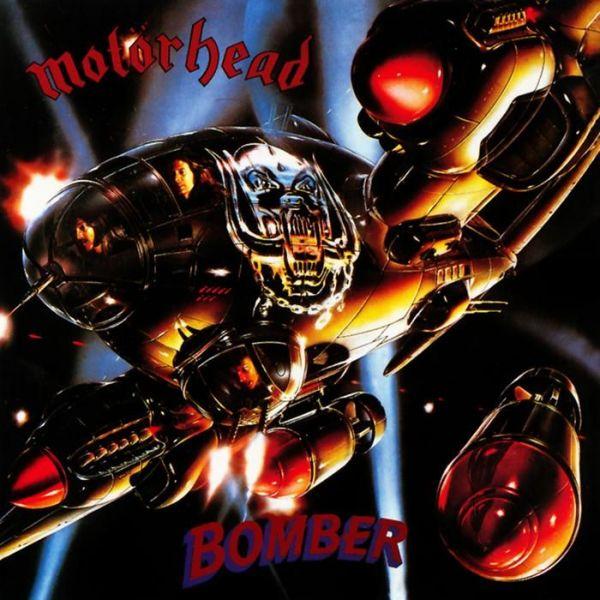 CD Motörhead – Bomber (Slipcase)