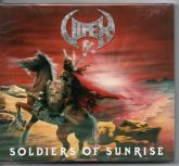 CD -  Viper ‎– Soldiers Of Sunrise slipcase