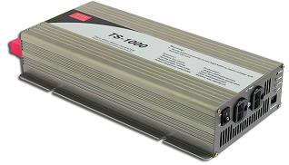 TS-1000-212B Inversor 1000W 12VDC/220 VAC Onda Senoidal Pura MeanWell