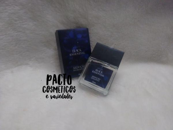 Black Essential Perfume masculino 30ml