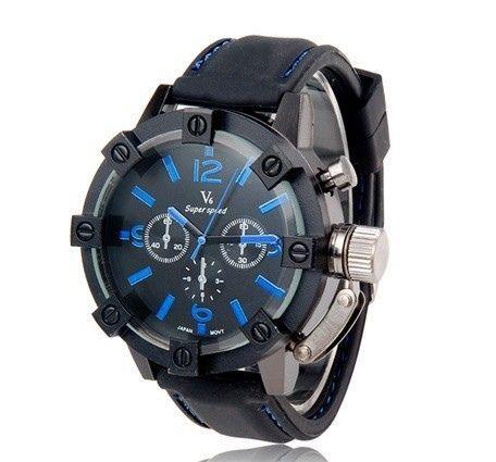 eabe968396f Relógio Vogue Moda V6 de Superfície 3D
