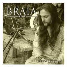 CD - Braia... e o mundo de lá     digipack
