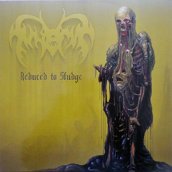 Funerus – Reduced To Sludge - CD