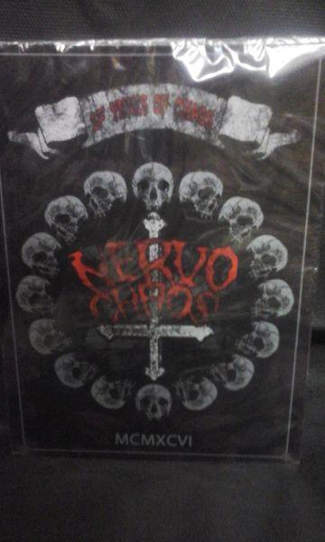 DVD - Nervochaos - MCMXCVI (+CD)