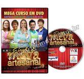 DVD - Estrelas da Mega Artesanal - Volume 3
