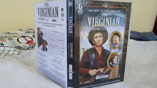 O Homem de Virgínia (The Virginian) - 1ª Temporada Completa Legendada