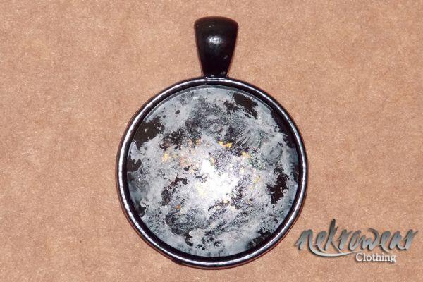 Pingente de Lua Cheia