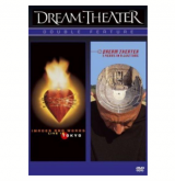 DVD - Dream Theater - Images and Words Live in Tokyo + 5 Years in a Livetime