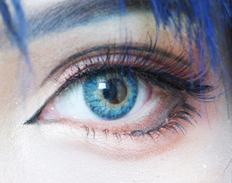 Luxury 184 Blue - 14.8mm