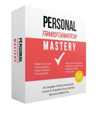 Domínio da transformação pessoal(E-book em inglês)
