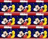 Papel Arroz Mickey Faixa Lateral A4 010 1un