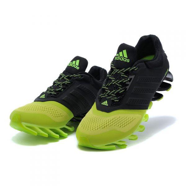 adidas springblade drive preto e verde