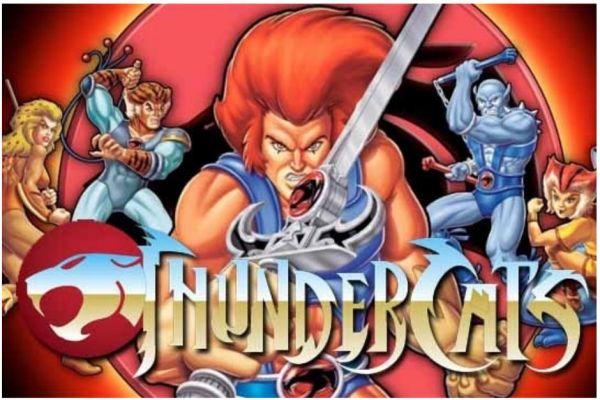 DVDs  Thundercats Completa - Frete grátis