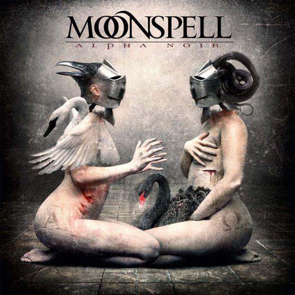 CD Moonspell - Alpha Noir