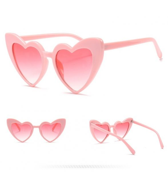 Óculos Lolita Pink