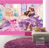 Adesivo de Parede Barbie