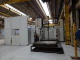 Mandrilhadora CNC Usada ROMI LAZZATI HBM 130T